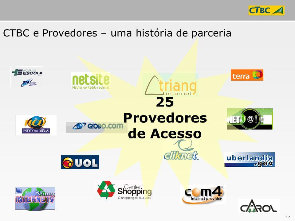 CTBC e Provedores – uma história de parceria