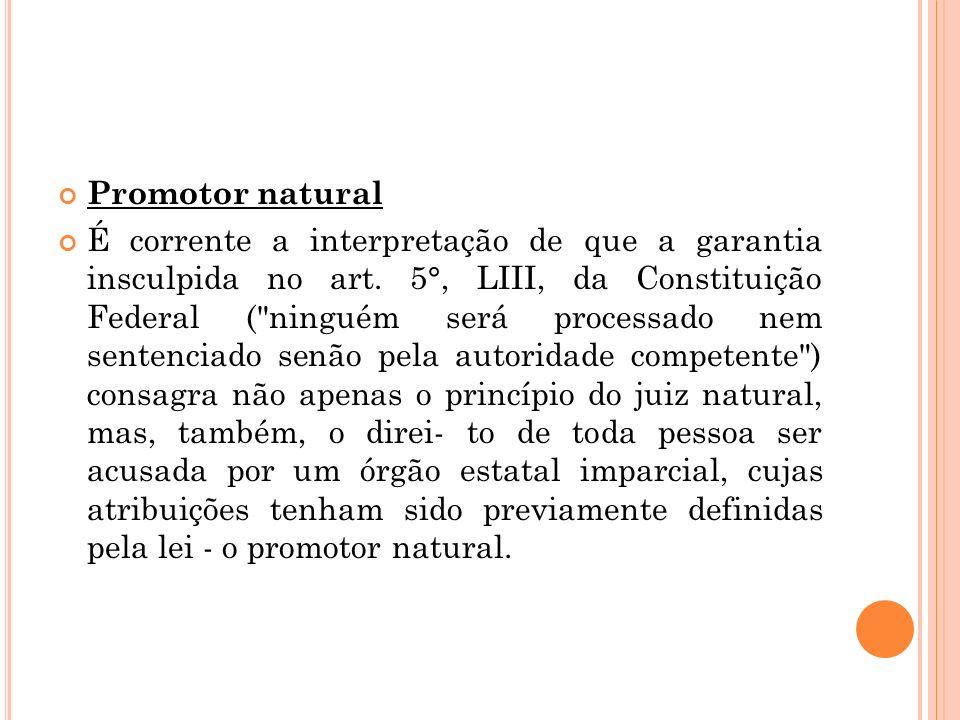 Promotor natural
