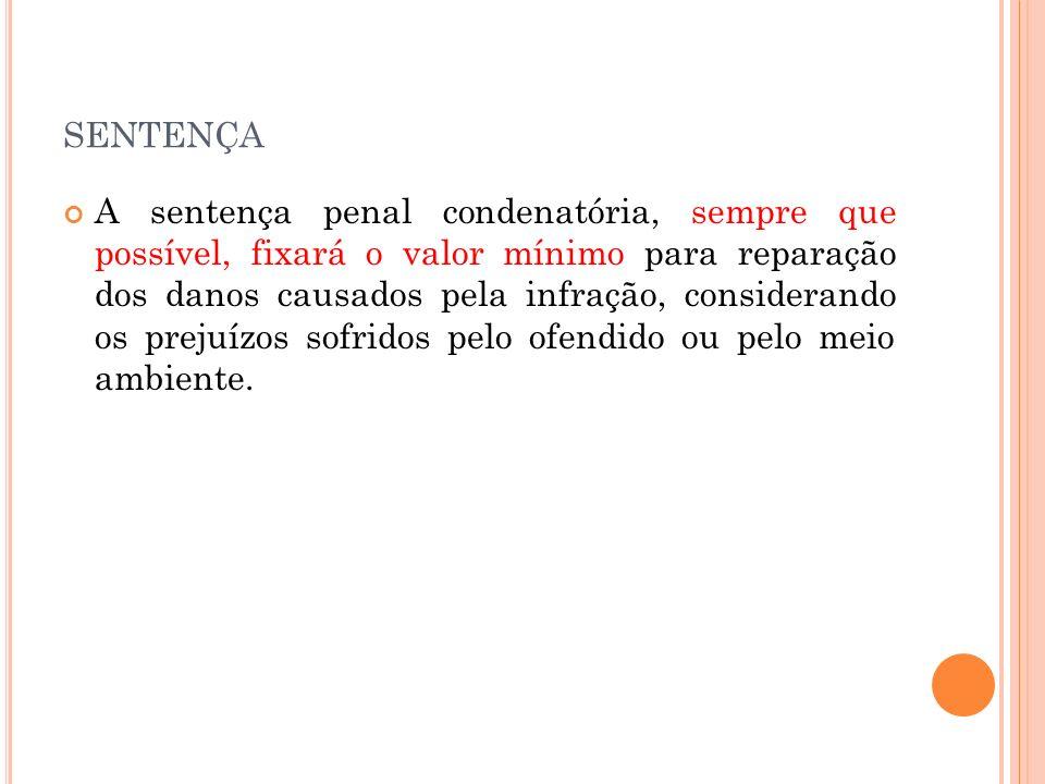 sentença