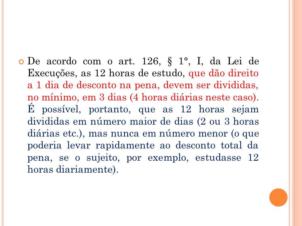 De acordo com o art.