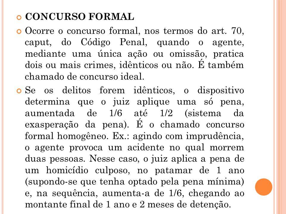CONCURSO FORMAL