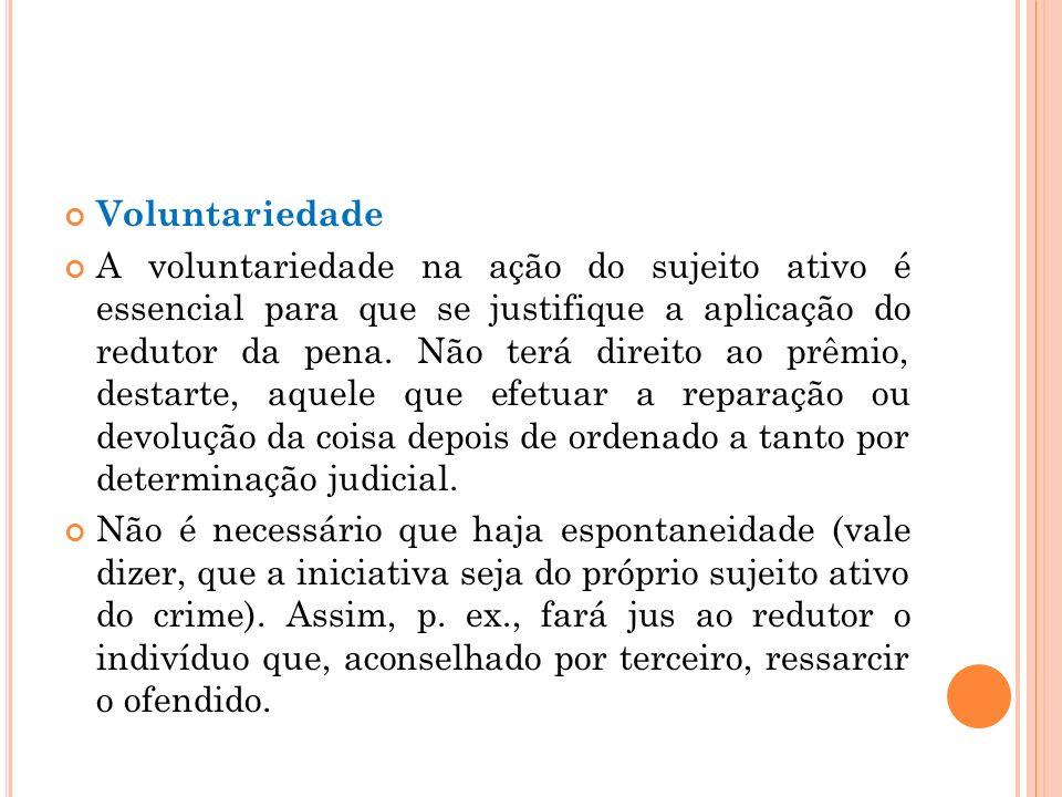 Voluntariedade