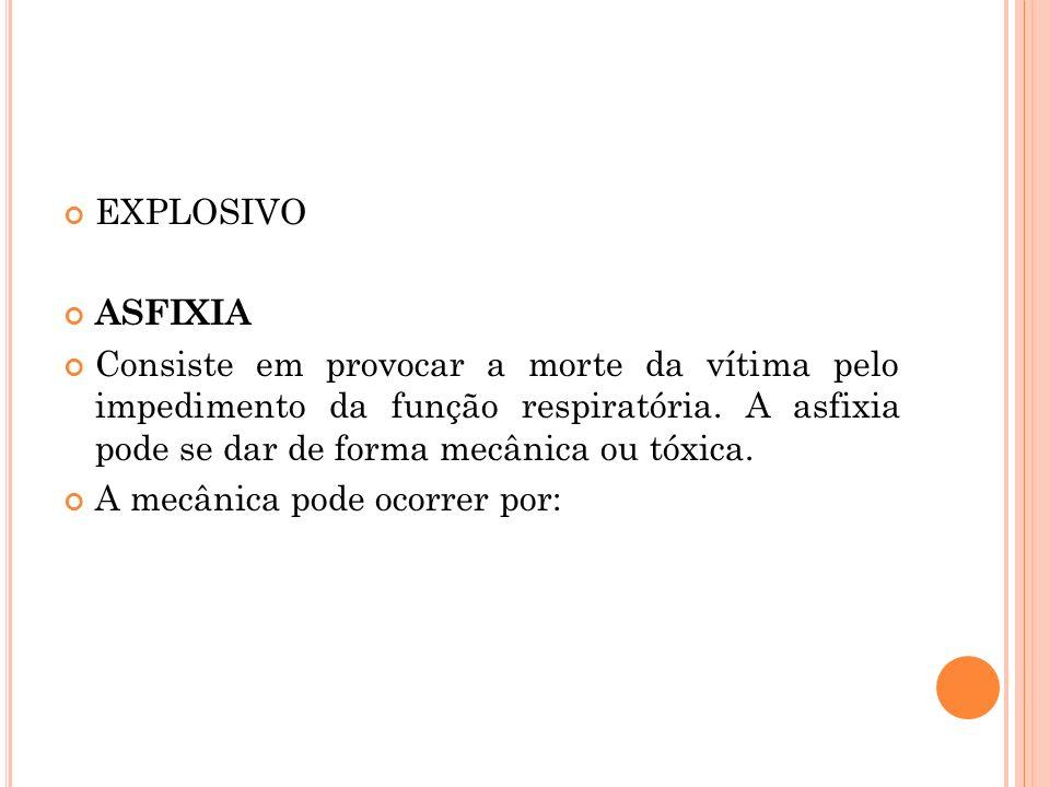 EXPLOSIVO ASFIXIA.