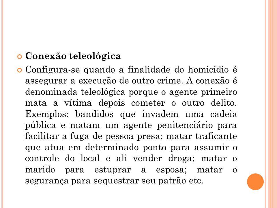 Conexão teleológica