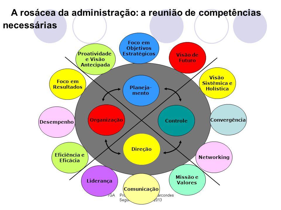 Foco em Objetivos Estratégicos Visão Sistêmica e Holística