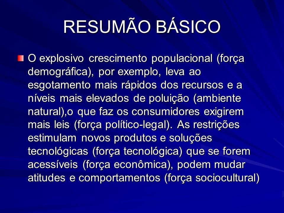 RESUMÃO BÁSICO