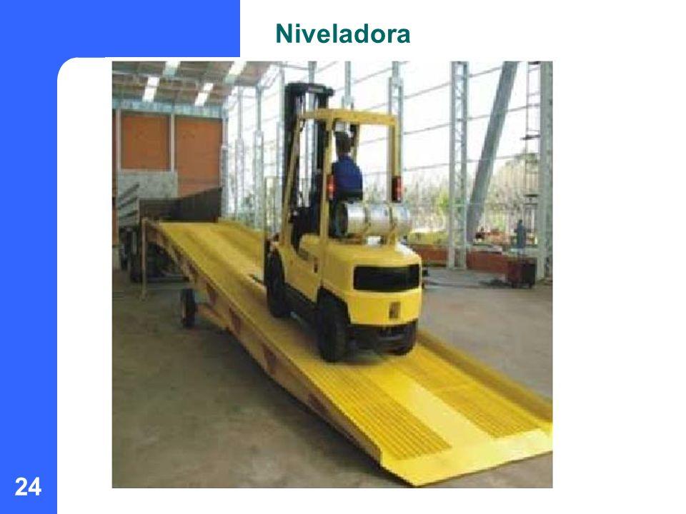 Niveladora