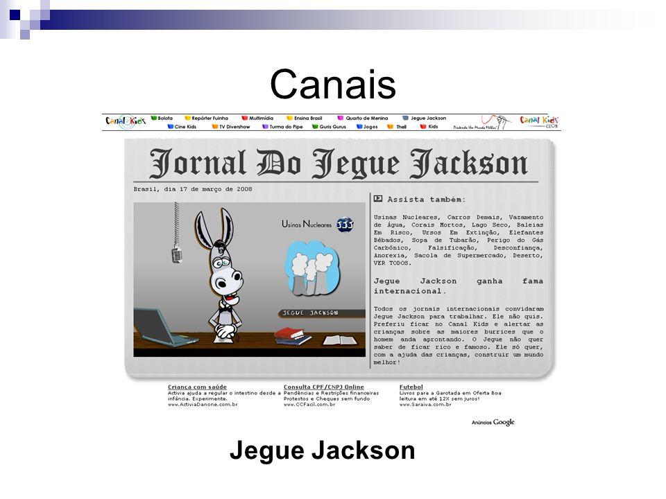 Canais Jegue Jackson