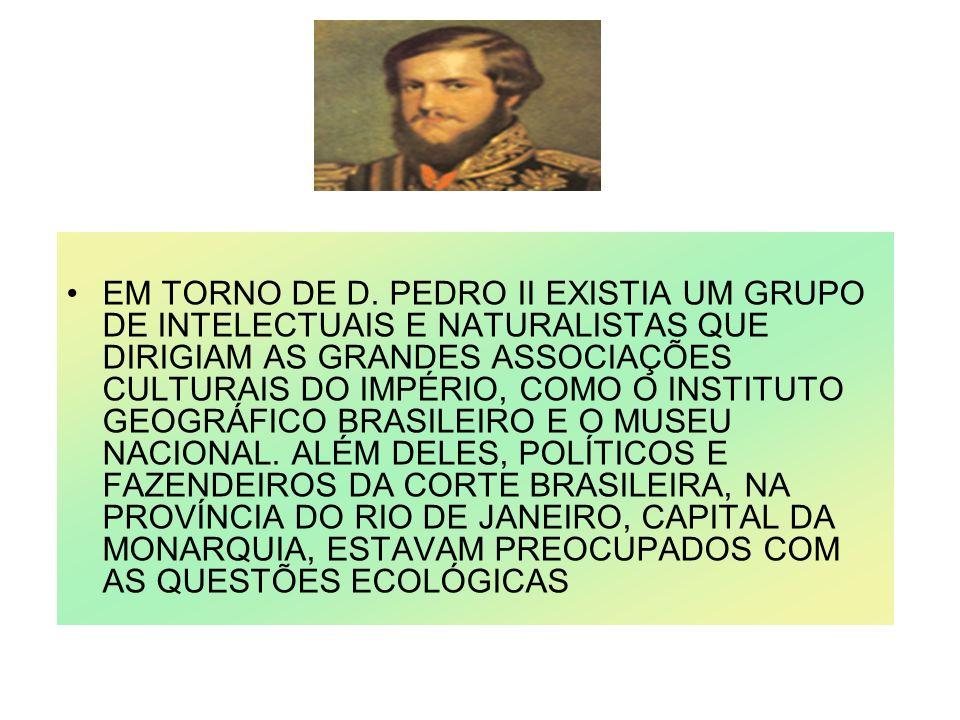 EM TORNO DE D.