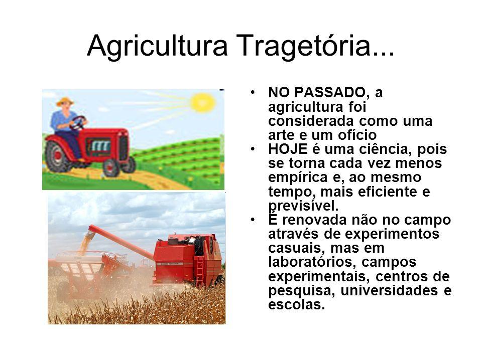 Agricultura Tragetória...