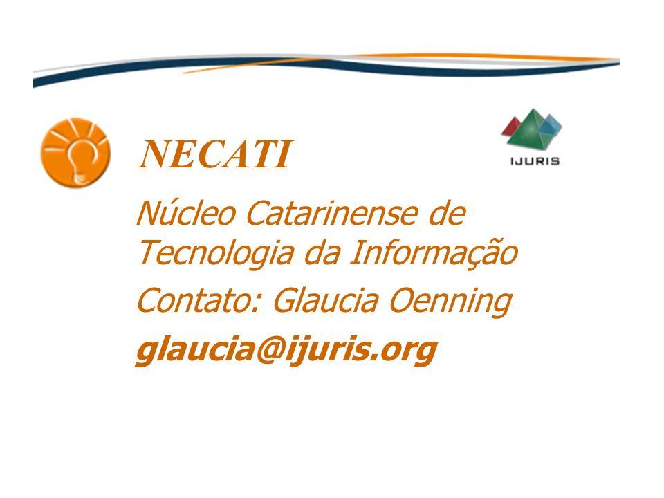 NECATI Núcleo Catarinense de Tecnologia da Informação