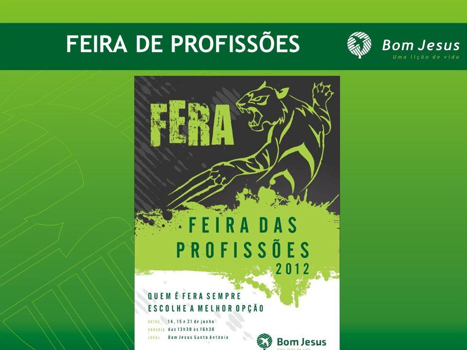 FEIRA DE PROFISSÕES