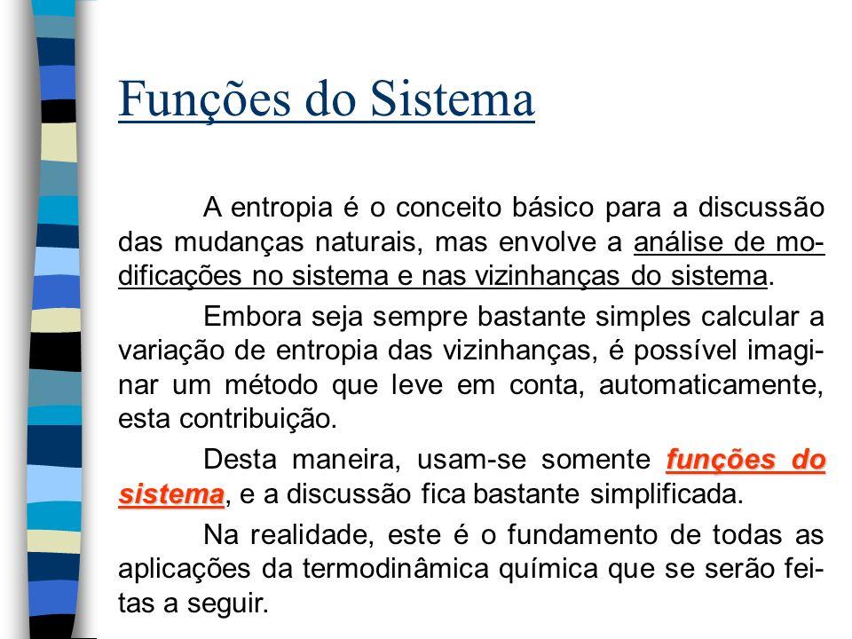 Funções do Sistema
