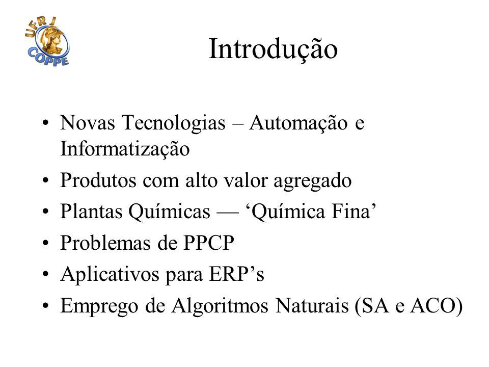 Introdução Novas Tecnologias – Automação e Informatização
