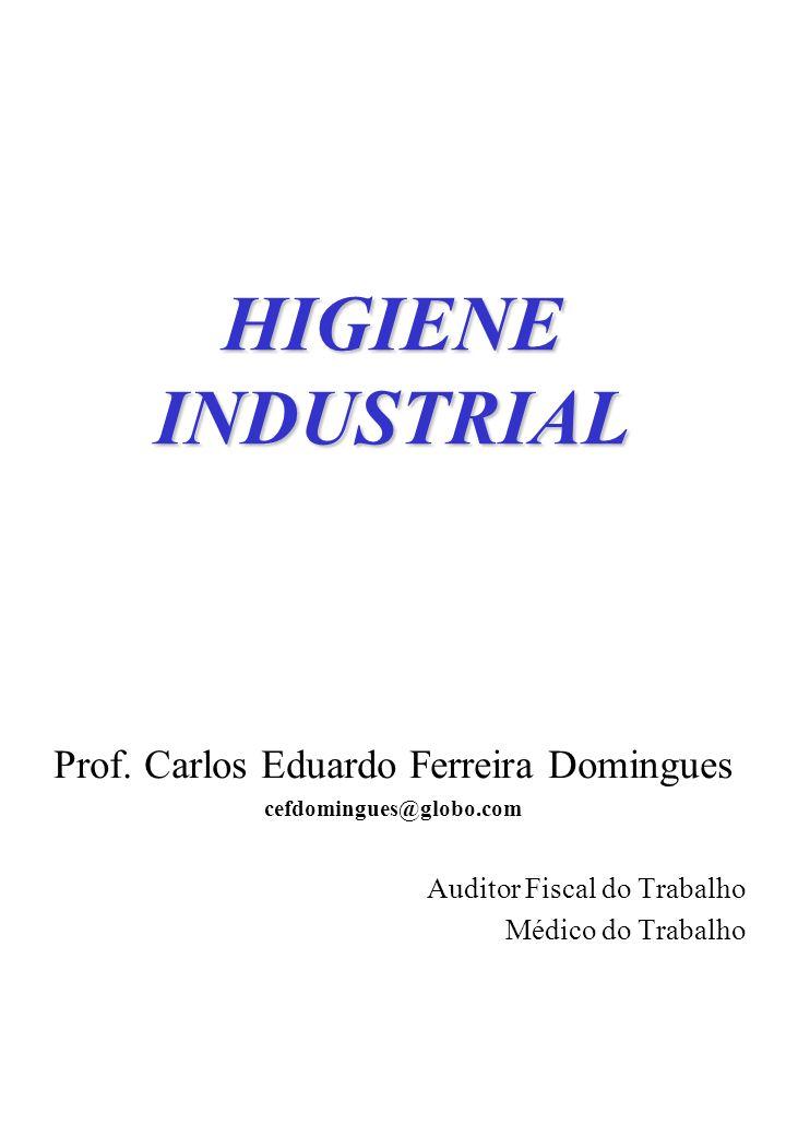Prof. Carlos Eduardo Ferreira Domingues