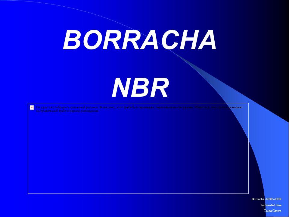 BORRACHA NBR
