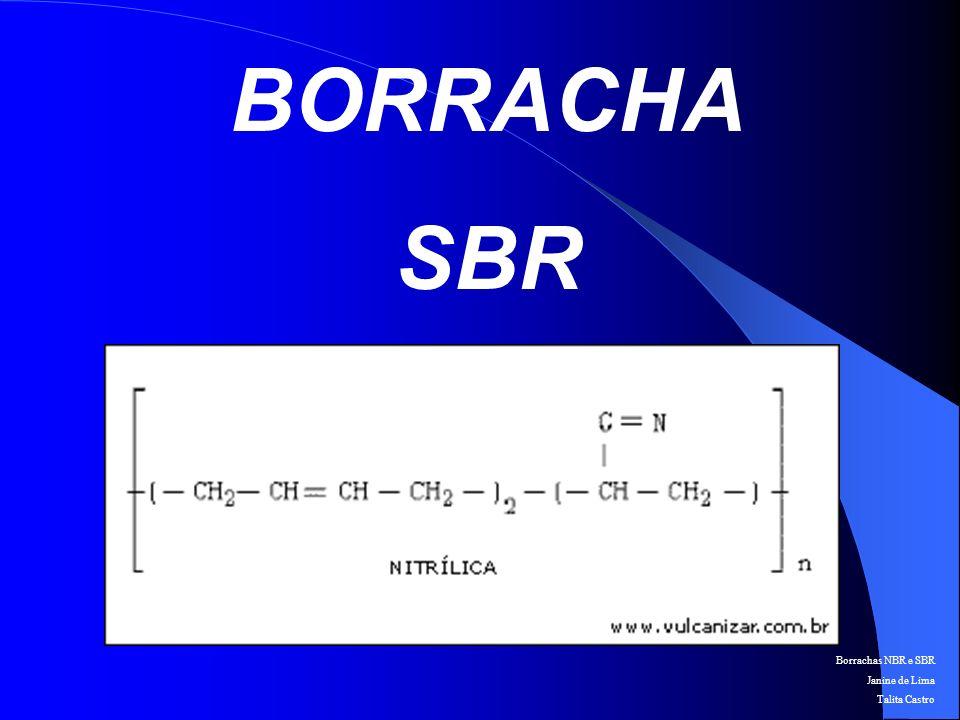 BORRACHA SBR