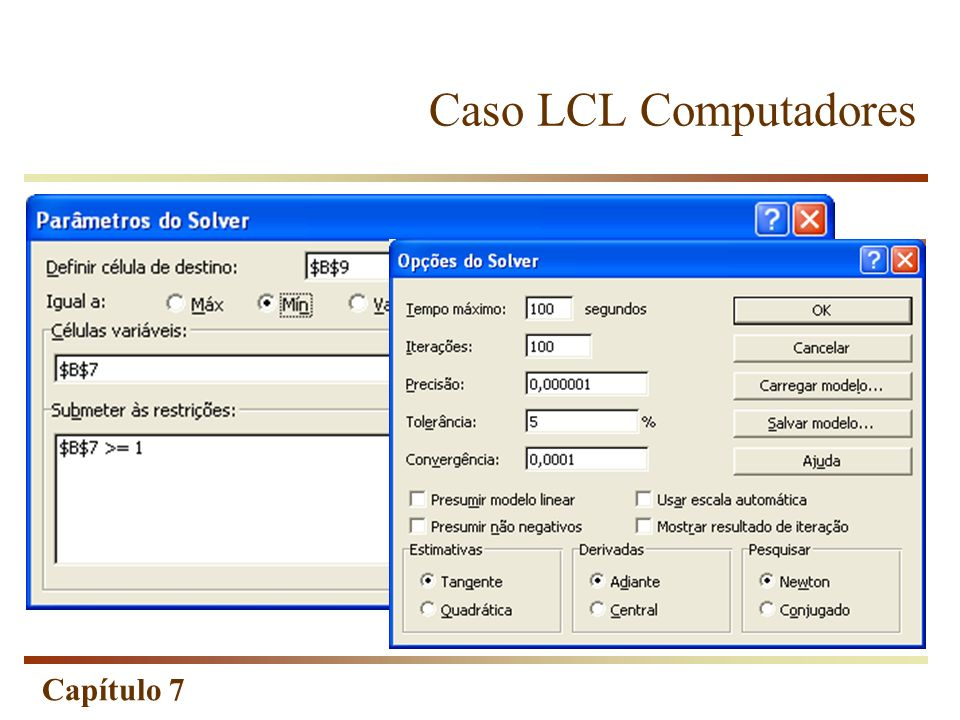 Caso LCL Computadores