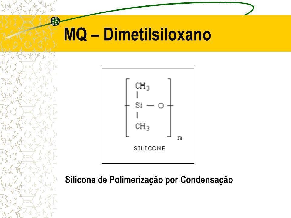 Silicone de Polimerização por Condensação