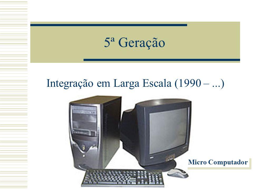 Integração em Larga Escala (1990 – ...)