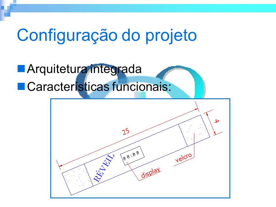Configuração do projeto