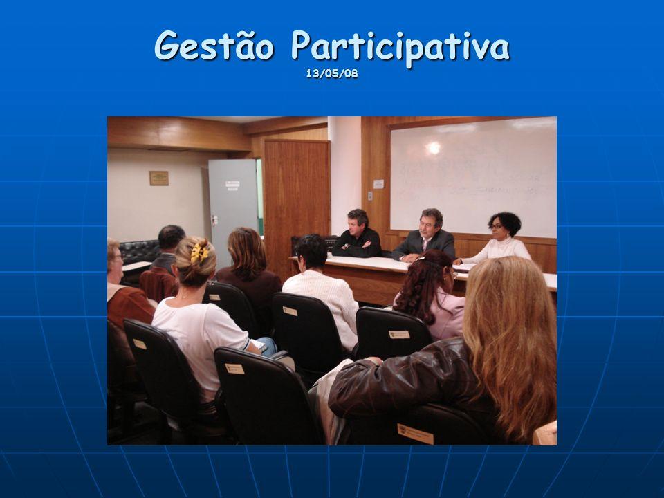 Gestão Participativa 13/05/08