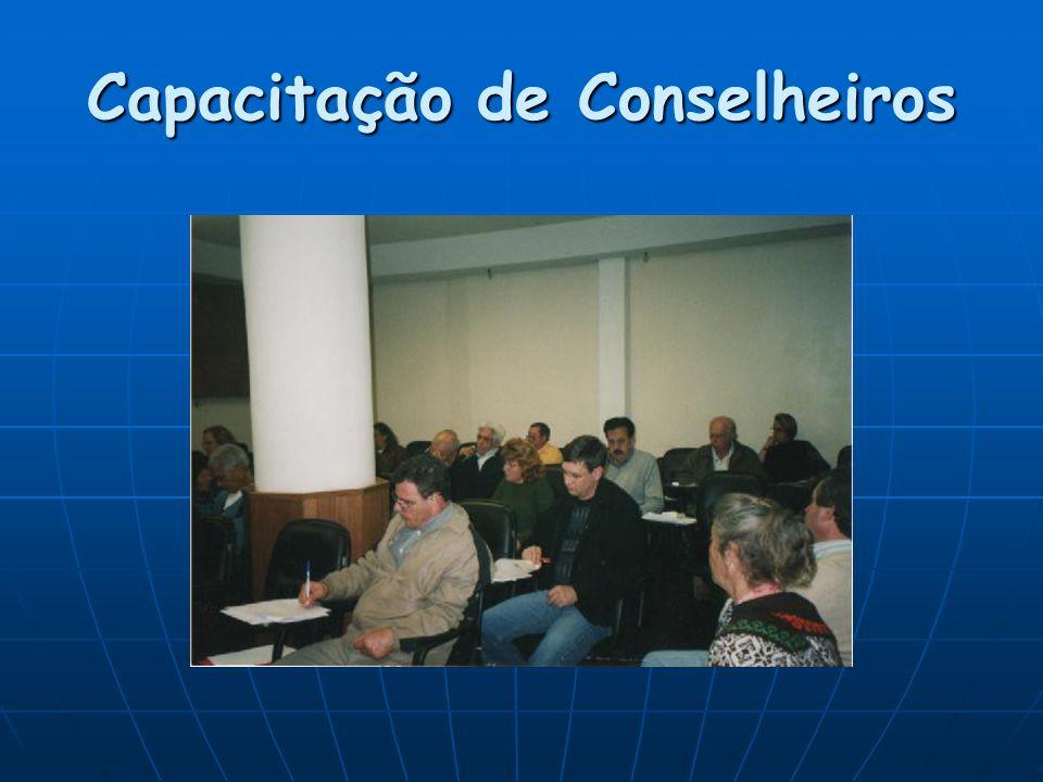 Capacitação de Conselheiros
