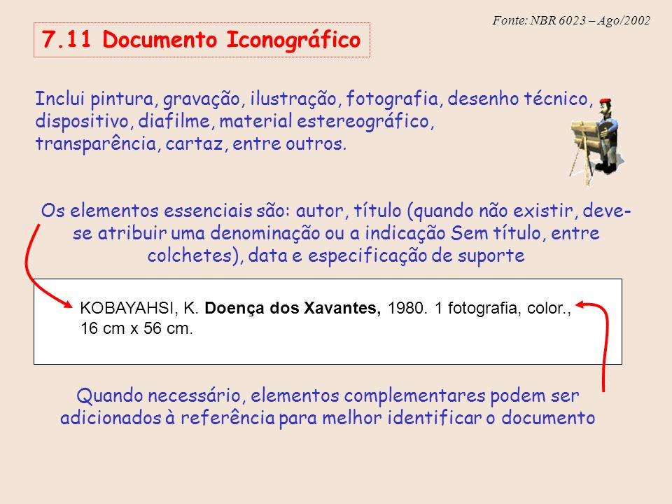7.11 Documento Iconográfico