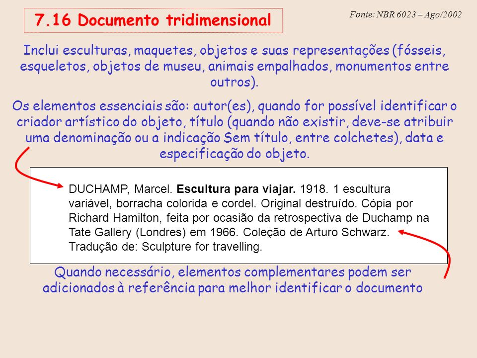 7.16 Documento tridimensional