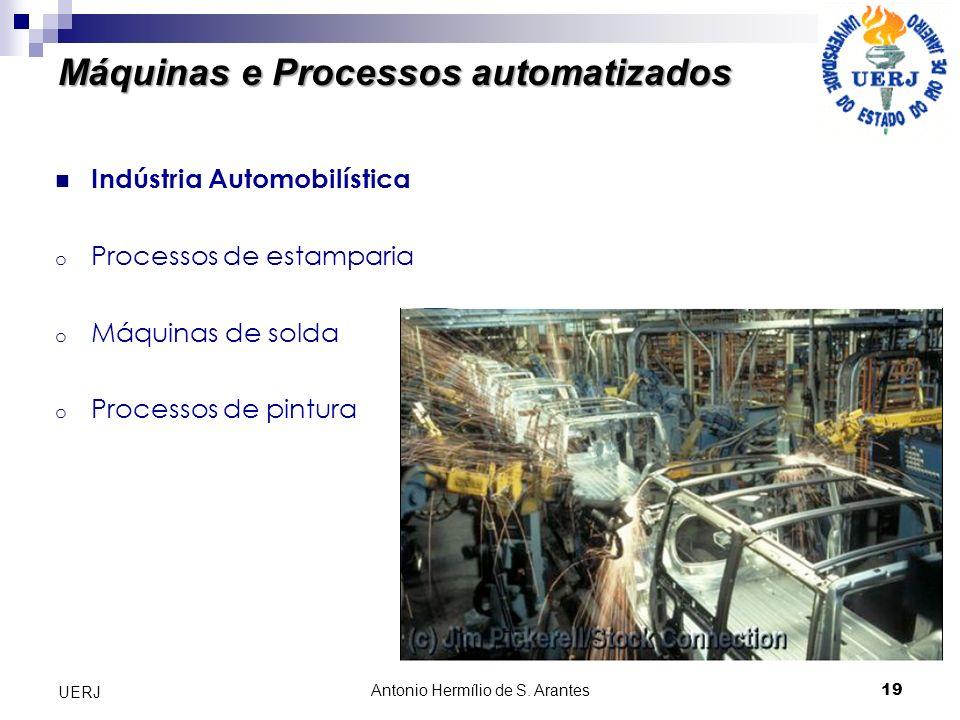 Máquinas e Processos automatizados