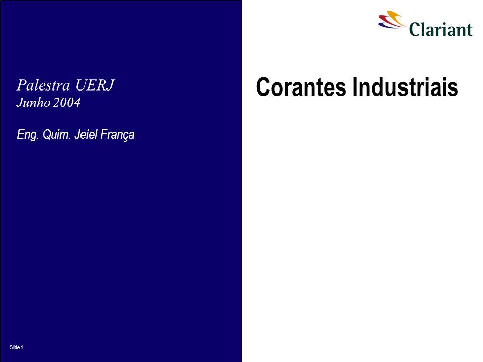 Corantes Industriais