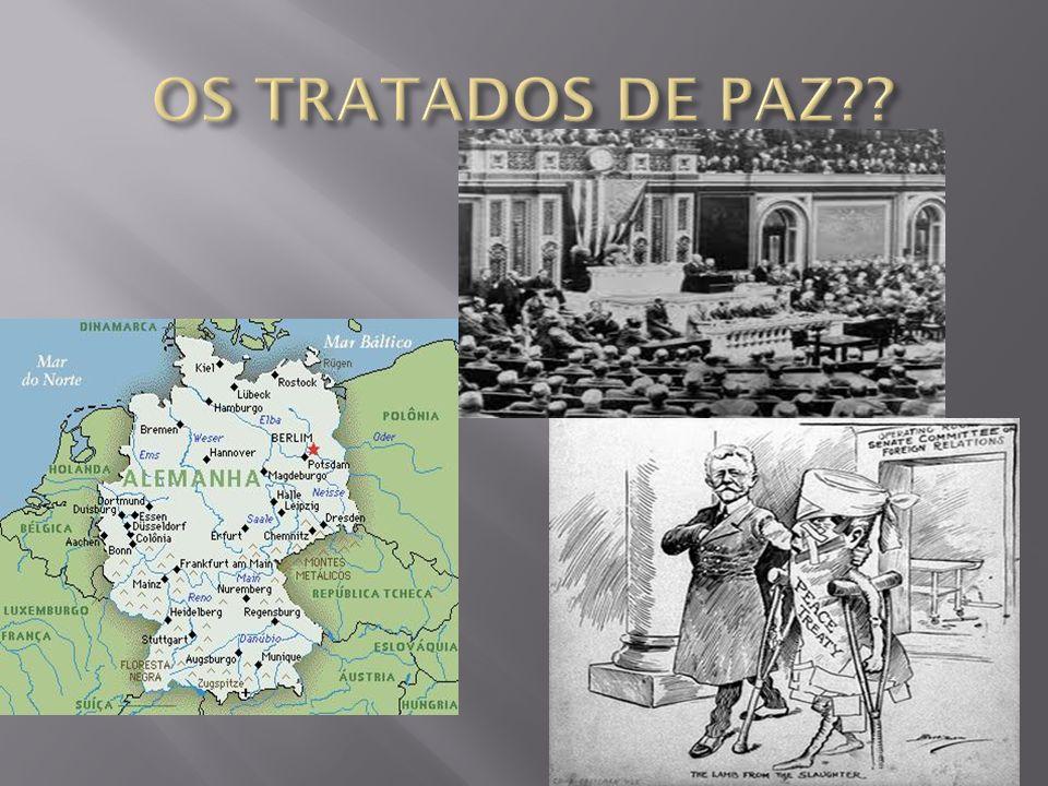OS TRATADOS DE PAZ