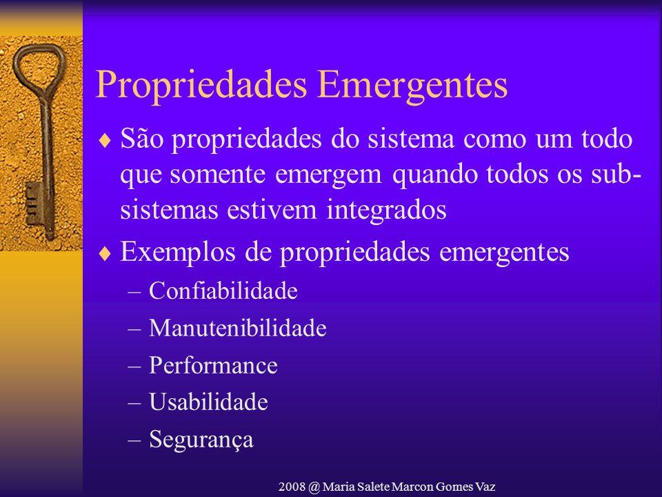 Propriedades Emergentes