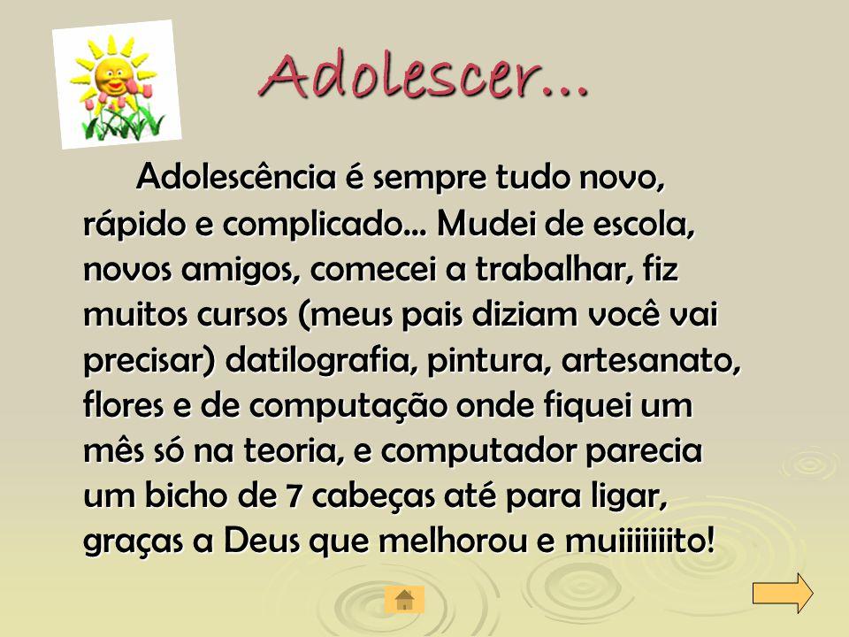Adolescer...