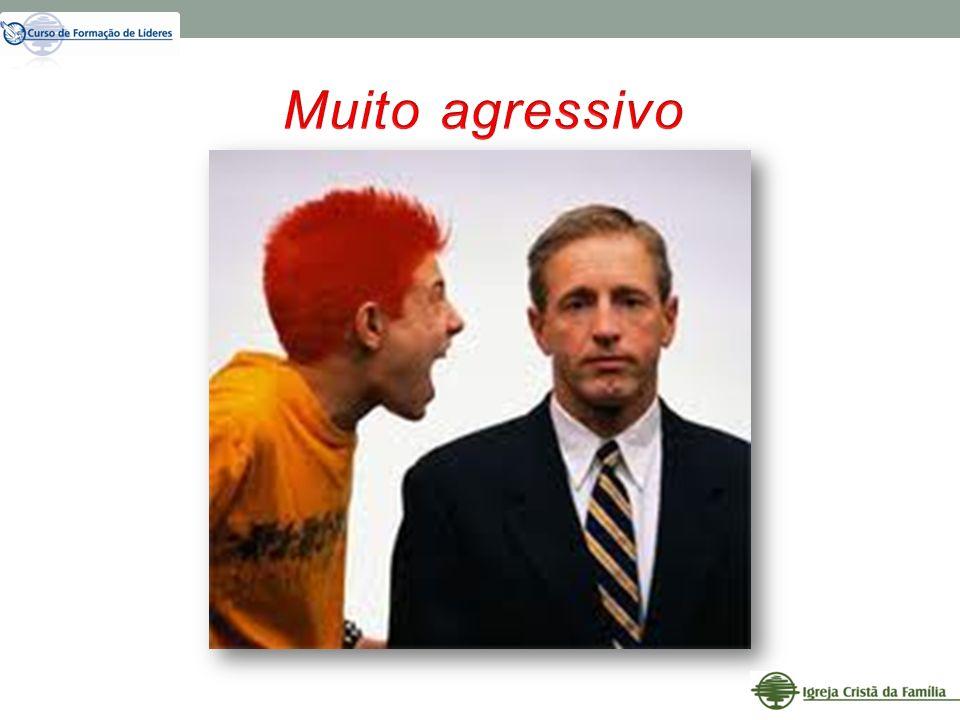 Muito agressivo