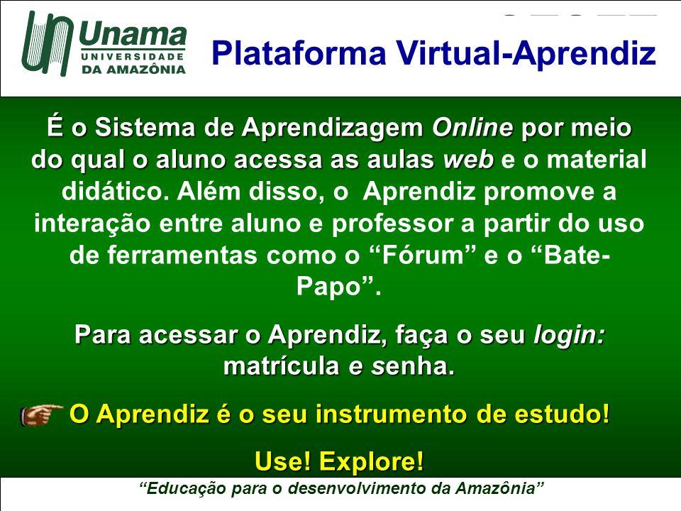 Plataforma Virtual-Aprendiz