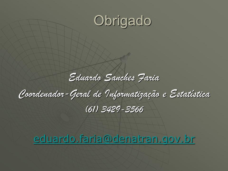 Coordenador-Geral de Informatização e Estatística