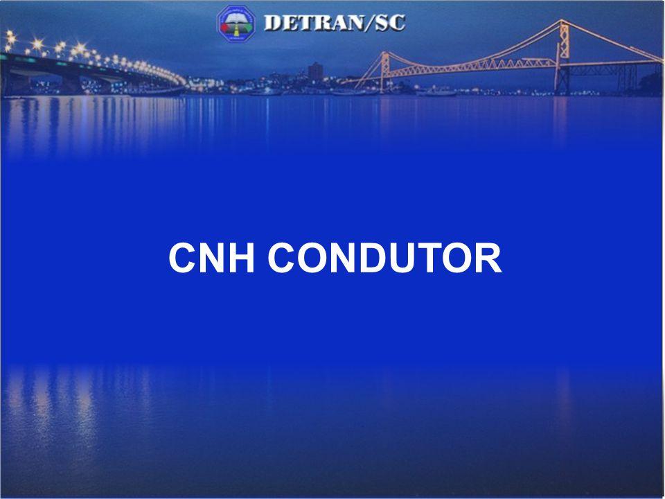 CNH CONDUTOR