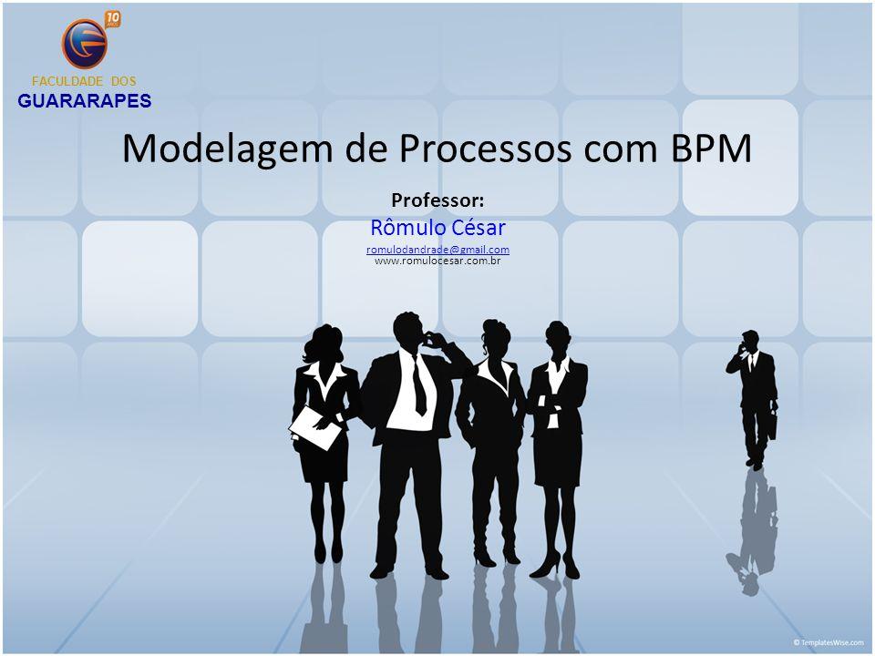 Modelagem de Processos com BPM