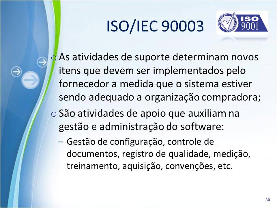 ISO/IEC 90003