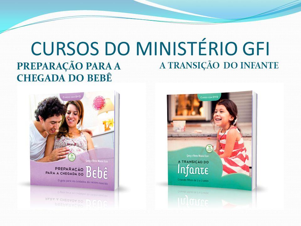 CURSOS DO MINISTÉRIO GFI