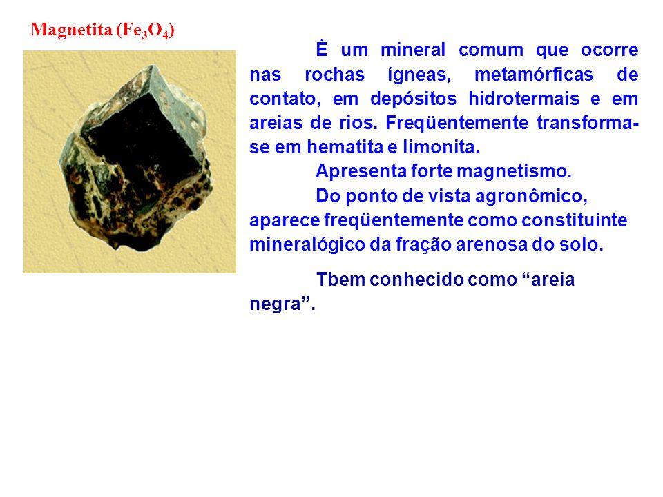 Magnetita (Fe3O4)