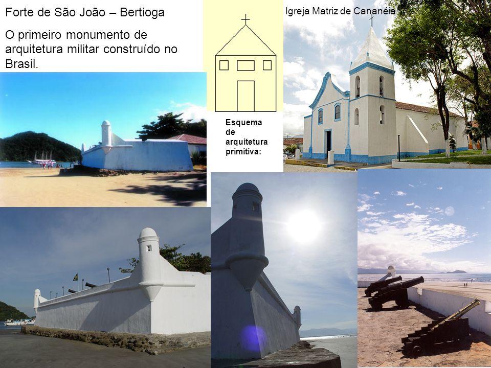 Forte de São João – Bertioga