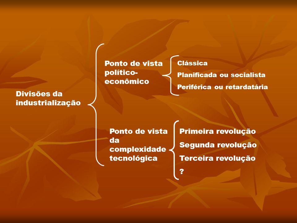 Ponto de vista político-econômico