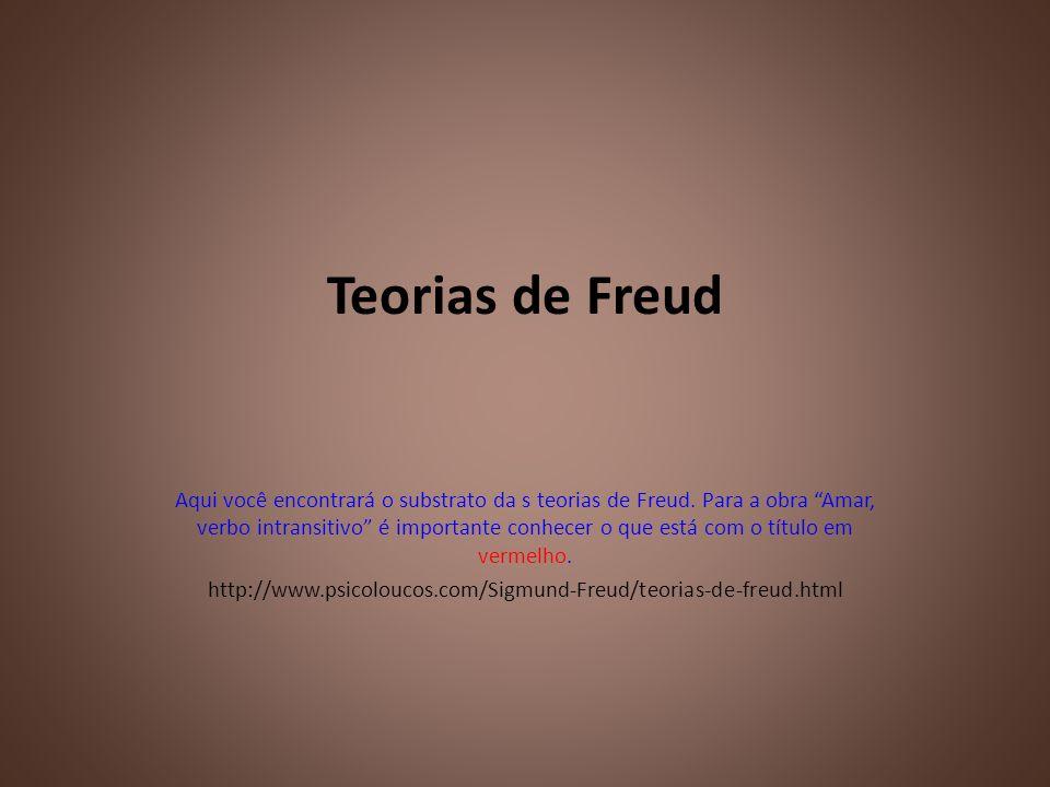 Teorias de Freud