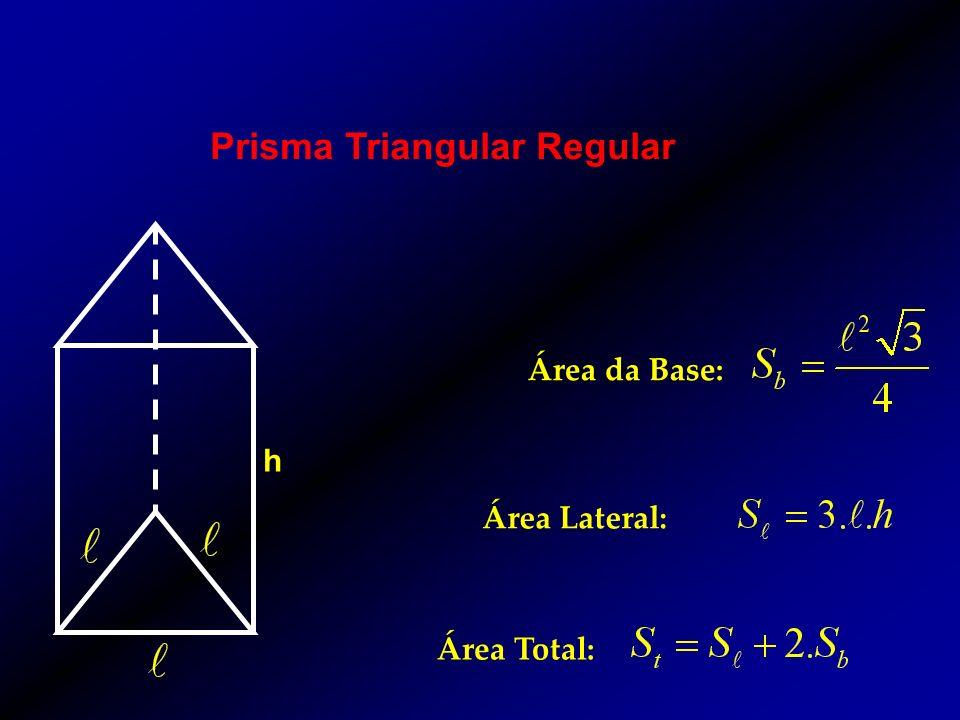 Prisma Triangular Regular