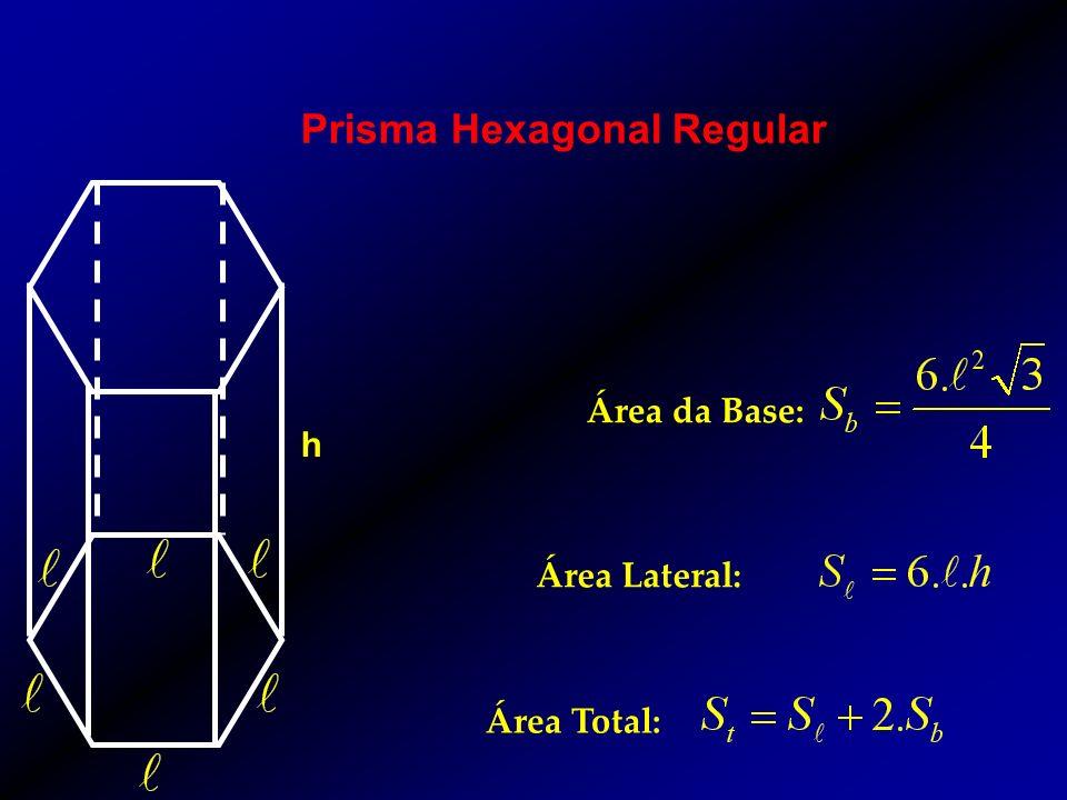 Prisma Hexagonal Regular