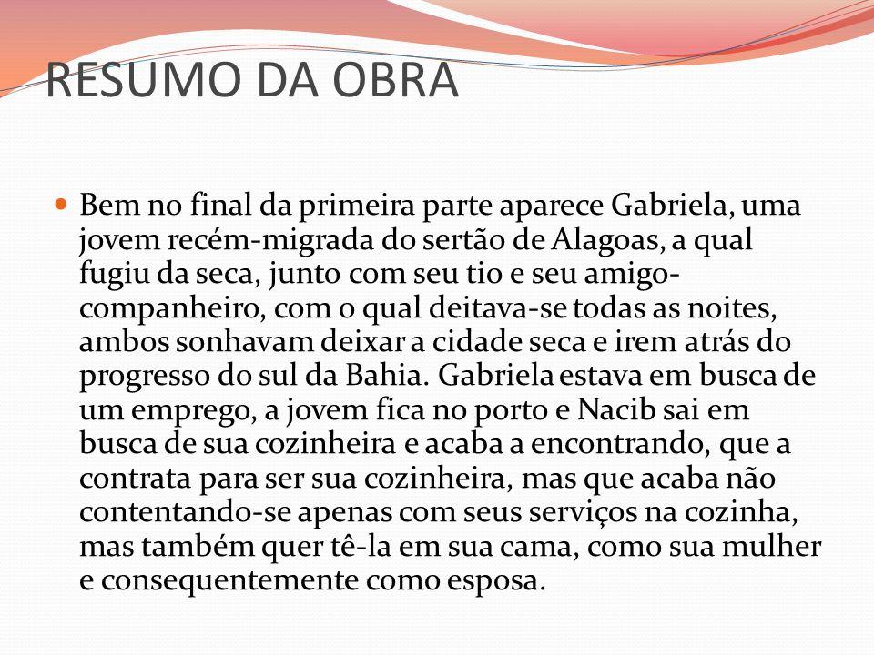 RESUMO DA OBRA