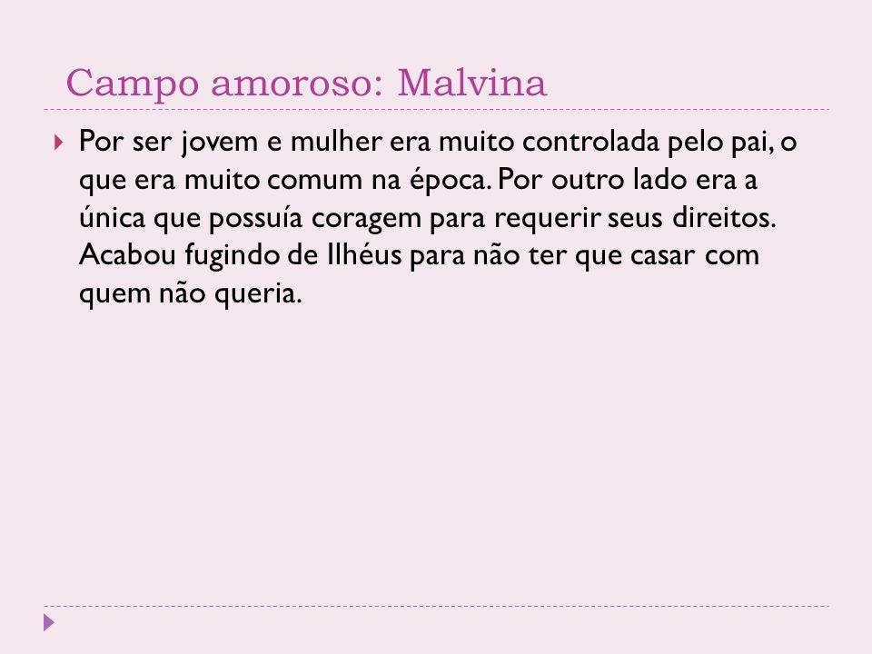 Campo amoroso: Malvina