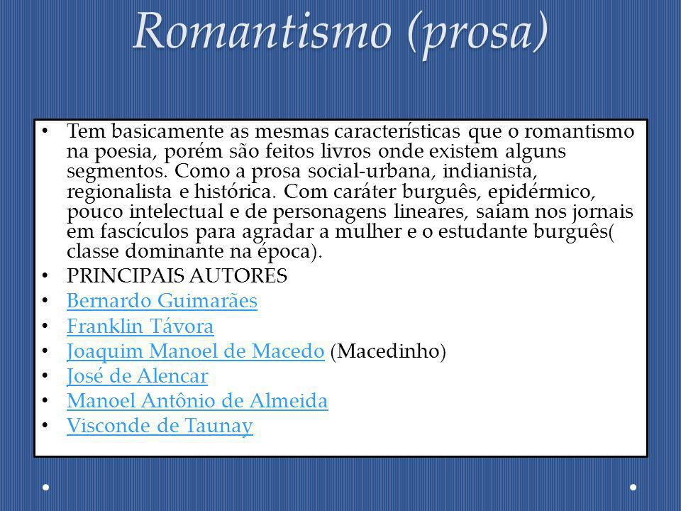 Romantismo (prosa)